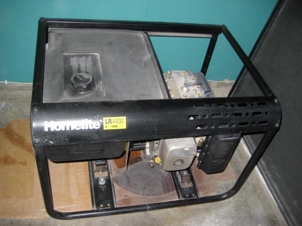 Wondrous Homelite Lr4400 Generator Interior Design Ideas Gresisoteloinfo