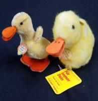 "Steiff ""Piccy""; vintage standing duck"