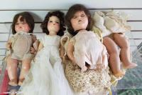 Vintage Baby Dolls; Clothing