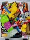 Vintage collection of children's toys; miniatures; collectibles