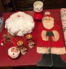 Lot of Christmas items