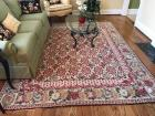 Bijou Collection 100% wool area rug