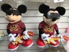 Two Musical Mickey Mouse figures